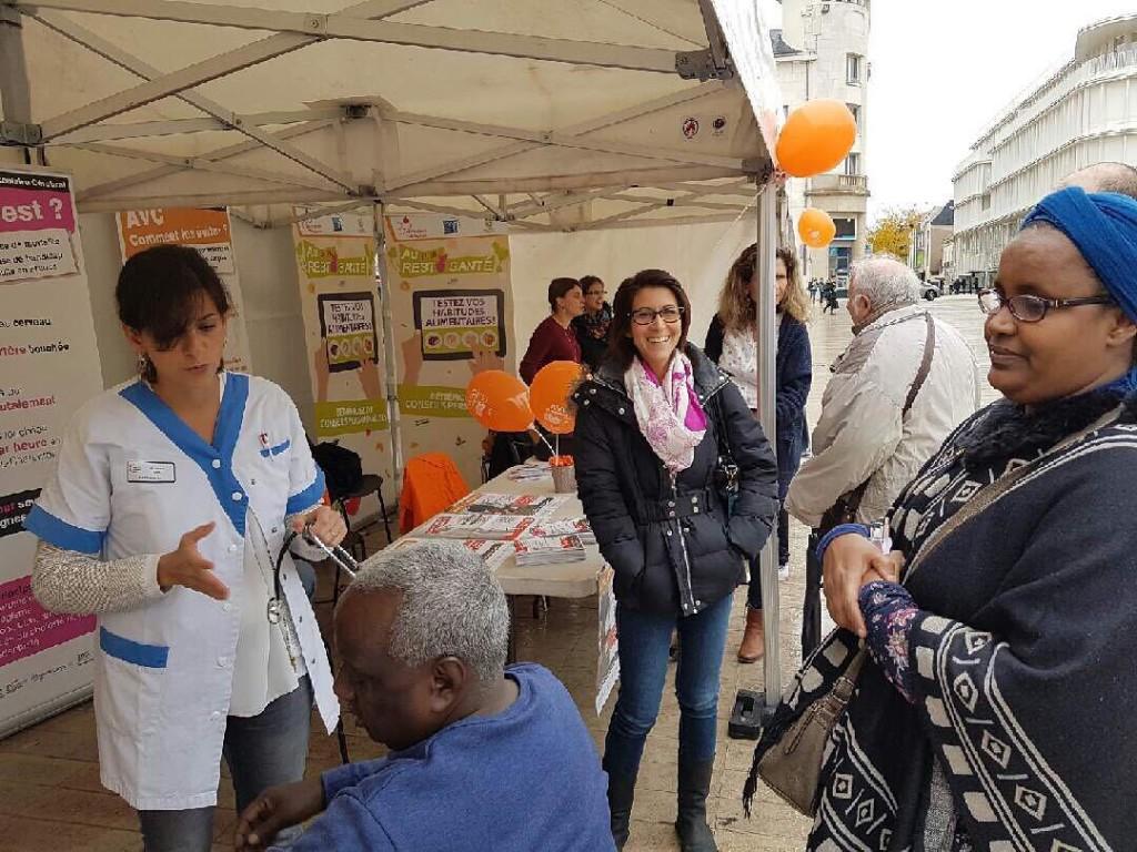 241016  tour de la NouvelleAquitaine AVC AGISSEZ  Poitiershellip