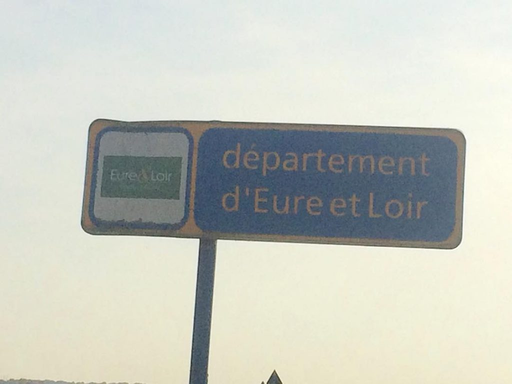 Entre le dpartement dEureetLoire rgion Centre  Val de Loire