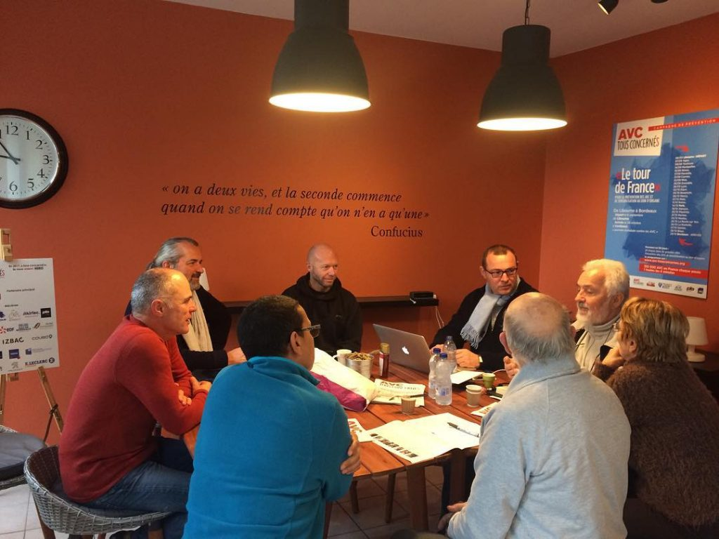 Dernire runion de 2017 de Conseil dAdministration de  AVChellip