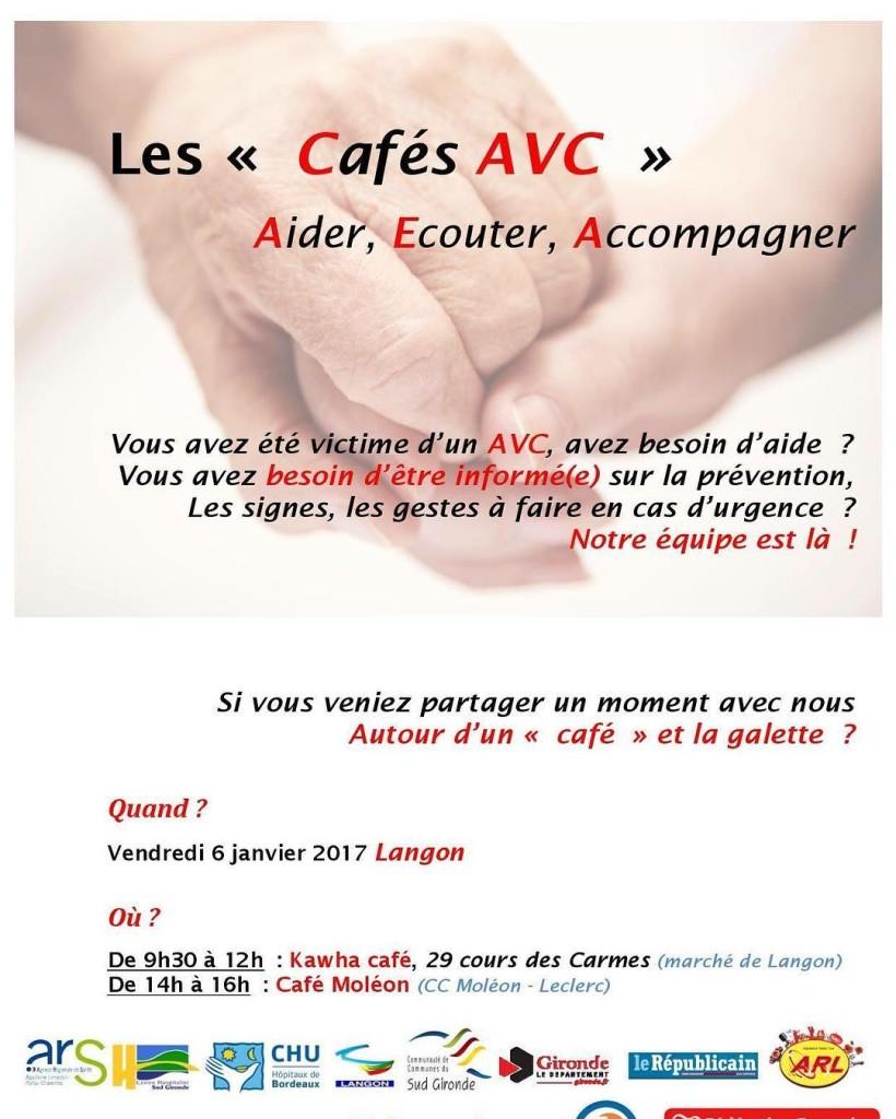 vendredi 060117  1er caf AVC de lanne Qui dithellip